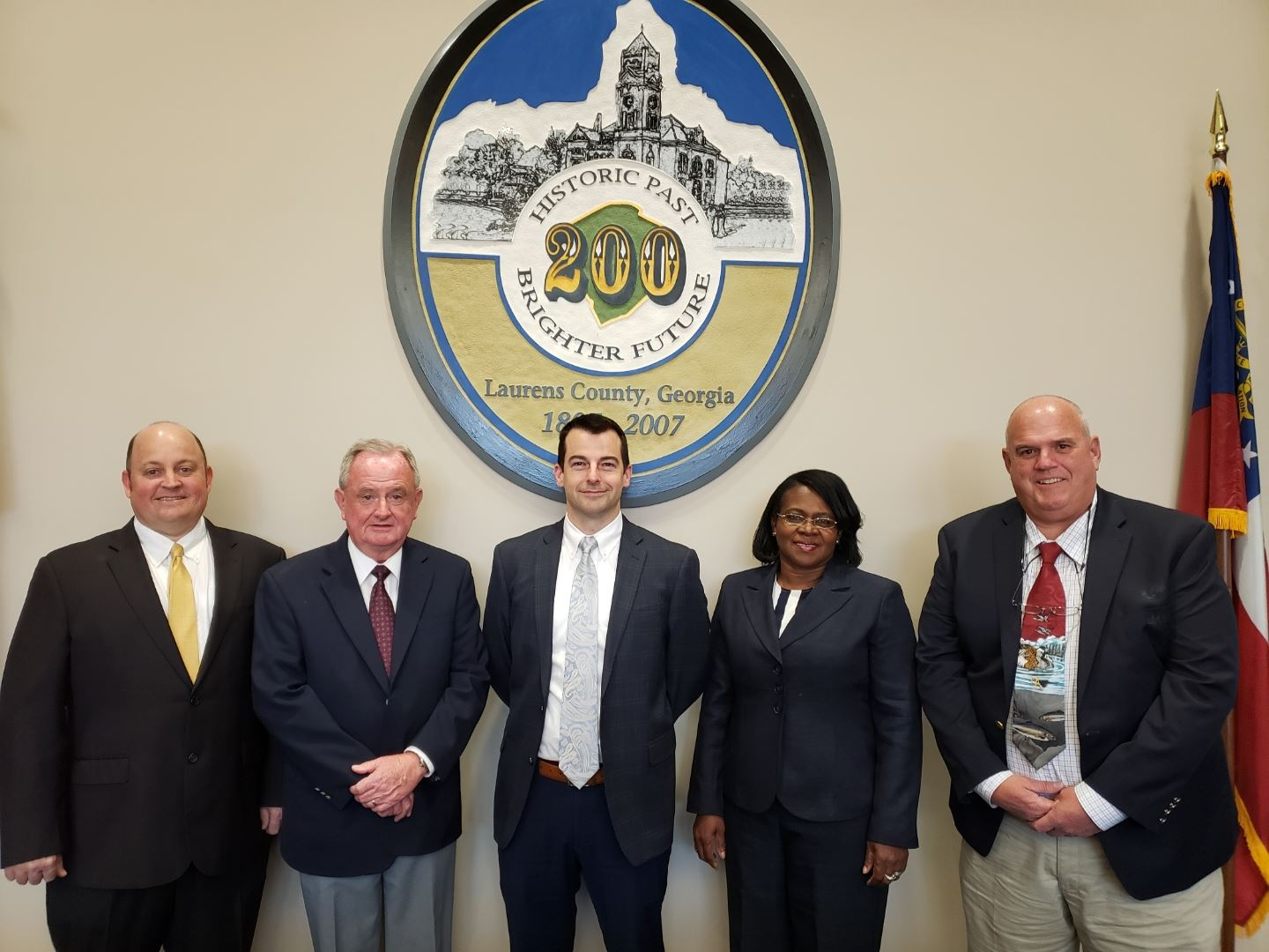 Board of Commissioners 2019