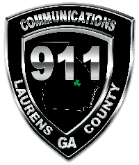 Communications 911 Logo
