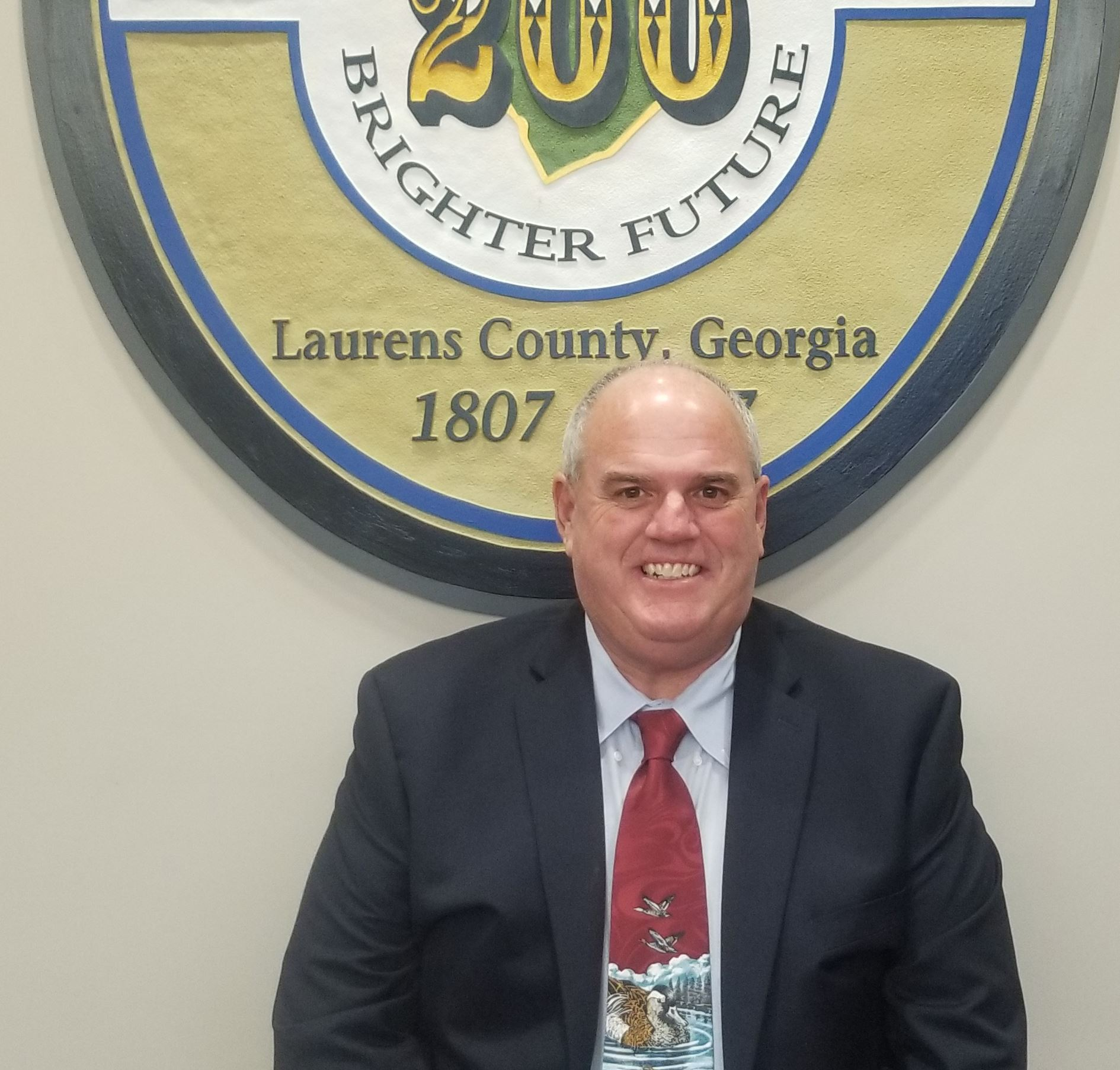 Kevin Tanner, District 5 Commissioner